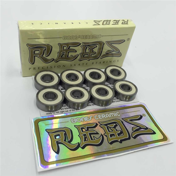Best Selling Ceramic Bones Skateboard Bearing 608m