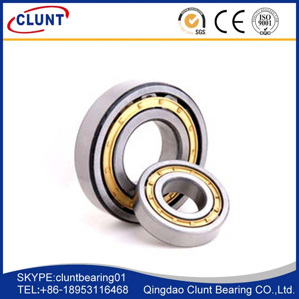 low noise cylindrical roller bearing