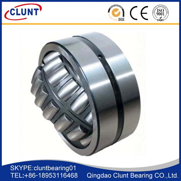low noise self-aligning roller bearing