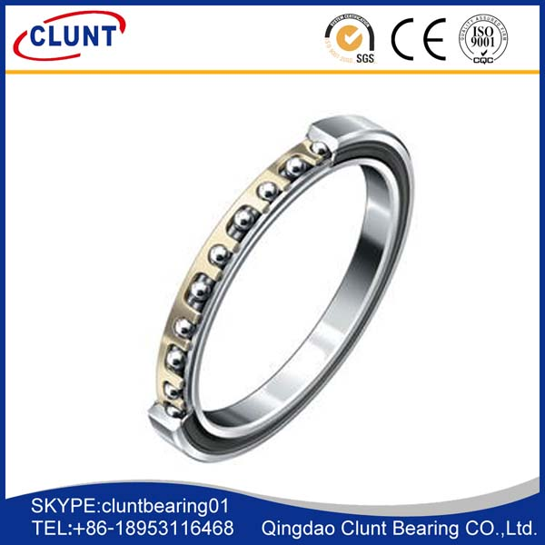 thin wall angular contact ball bearing