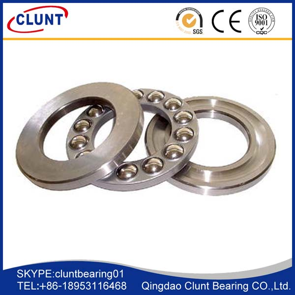 steel cage thrust ball bearings