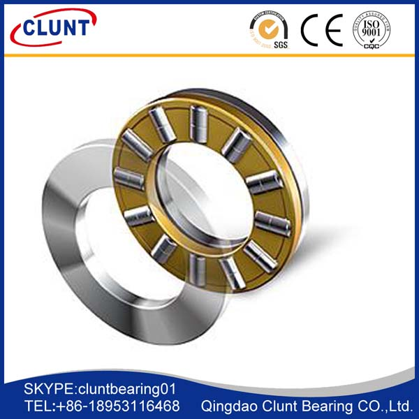 small coefficient friction  thrust roller bearings