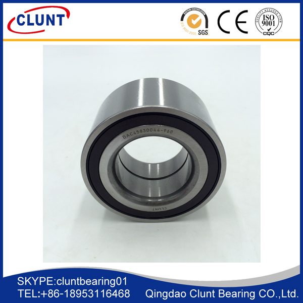 Chrome steel wheel hub bearing